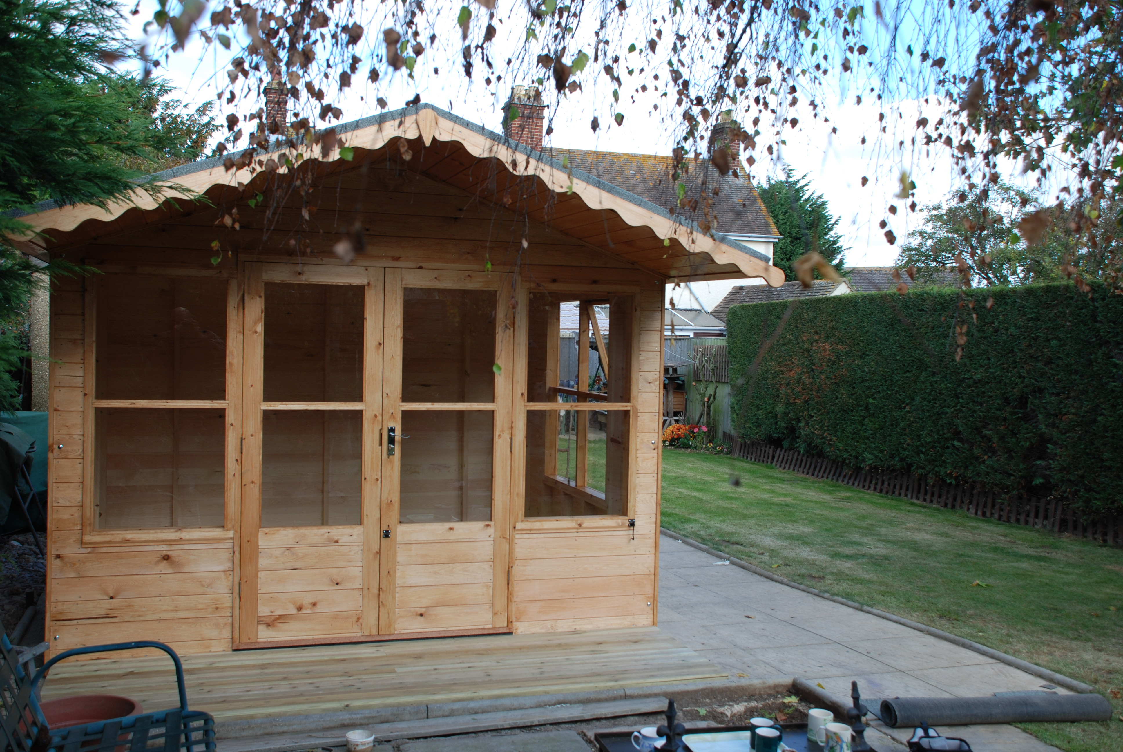 Oxford Summerhouse